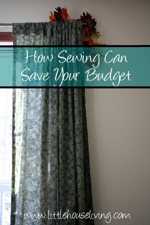 Sewing on a Budget