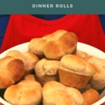 Looking for a simple recipe for homemade rolls? Everyone in the family will love these tasty wheat Pull Apart Rolls!