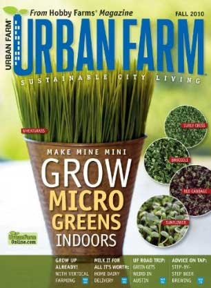 Urban Farm Magazine Sale (Only $0.75 Per Issue)