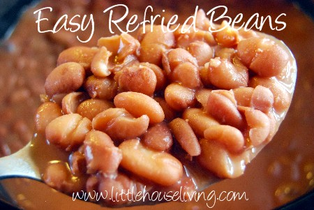 Post image for Easy Refried Beans