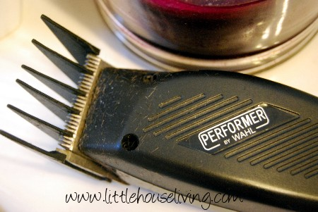 Men's Haircuts at Home