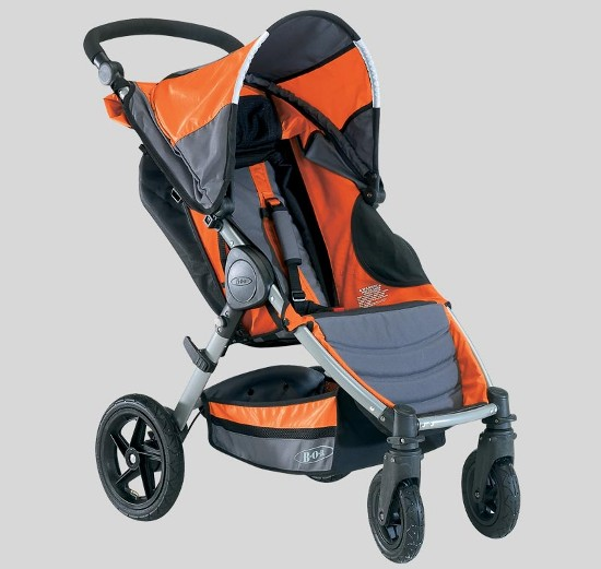 Post image for Bob Motion Stroller: Review & a Giveaway!
