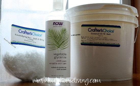 Homemade Glycerin Lotion Recipe for Face & Body