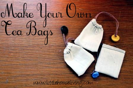 Post image for Make Your Own Tea Bags