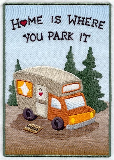 Our fulltime rv living plan living in an rv year round for Minimalist living in an rv