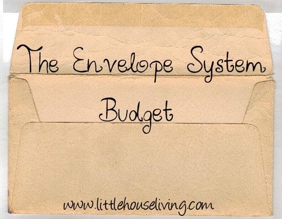 Envelope System Budgeting