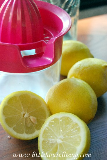 Creative Household Lemon Oil Uses