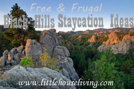 Post image for Free and Frugal Staycation Ideas in the Black Hills