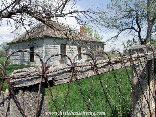 Little House Living - Abandoned House