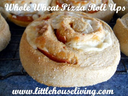 Little House Living - 25 Healthy Lunch Ideas