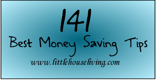 141 Best Money Saving Tips. The best money saving tips together in one place! Saving money.