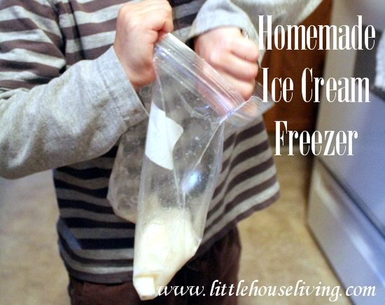 Post image for Homemade Ice Cream Freezer