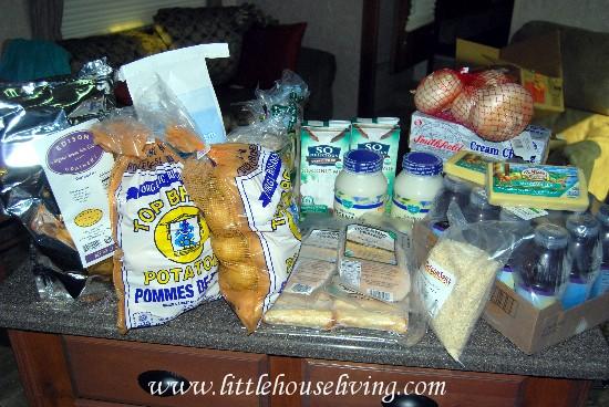 August 2013 Food Budget Challenge