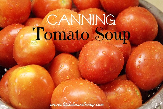 Post image for Canning Tomato Soup