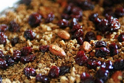 Post image for Simple Homemade Gifts: Chocolate Covered Cherry Granola