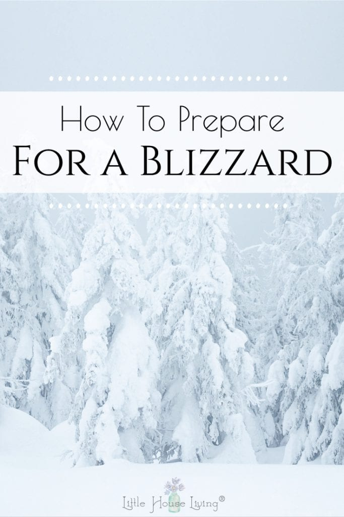 Weather is unpredictable, are you prepared for heavy winter storms? What winter storm Atlas taught us on How to Prepare for a Blizzard. #preparedness #winterpreparedness #blizzard #winterweather #prepareforablizzard #beprepared #preparednotscared
