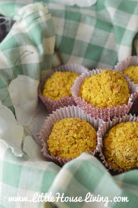How to Make Corn Muffins (Mix + Recipe!)