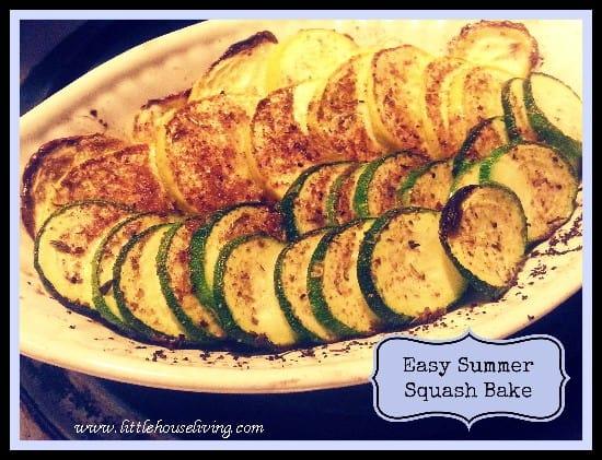 quick zucchini recipes