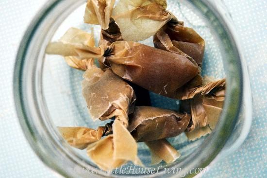 Easy Homemade Caramels Recipe