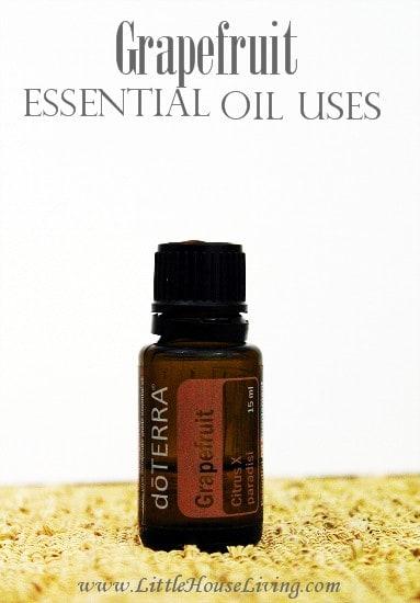 Grapefruit Essential Oil Uses – Uses for Grapefruit Essential Oil