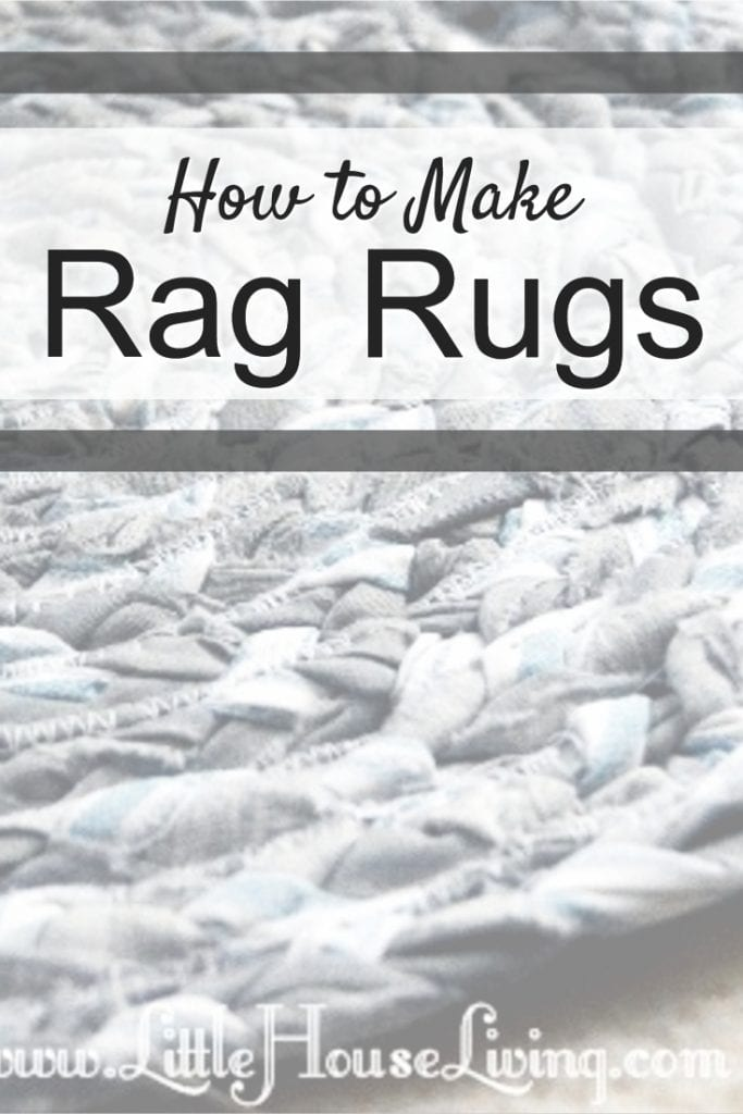 How To Make Rag Rugs Homemade Braided