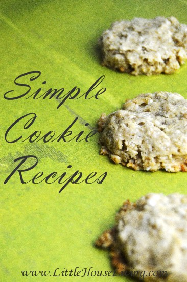 Simple Cookie Recipes