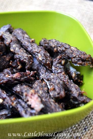 The Best Beef Jerky Recipe