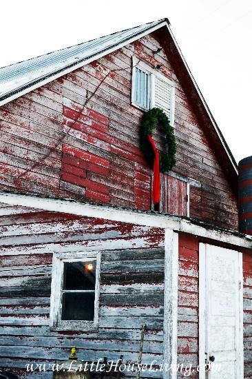 Christmas on the Homestead - Little House Living