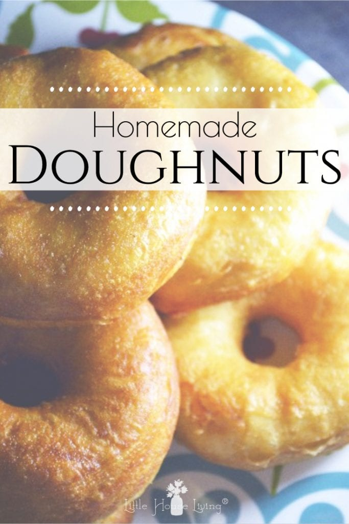 This Homemade Doughnuts Recipe from scratch is a real treat! These warm, soft, melt in your mouth doughnuts are perfect for celebrating birthdays, holidays or making any ordinary day a special one! #homemadedoughnuts #homemadedonuts #fromscratch #breakfast #specialbreakfast