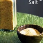 Seasoning Salt Recipe