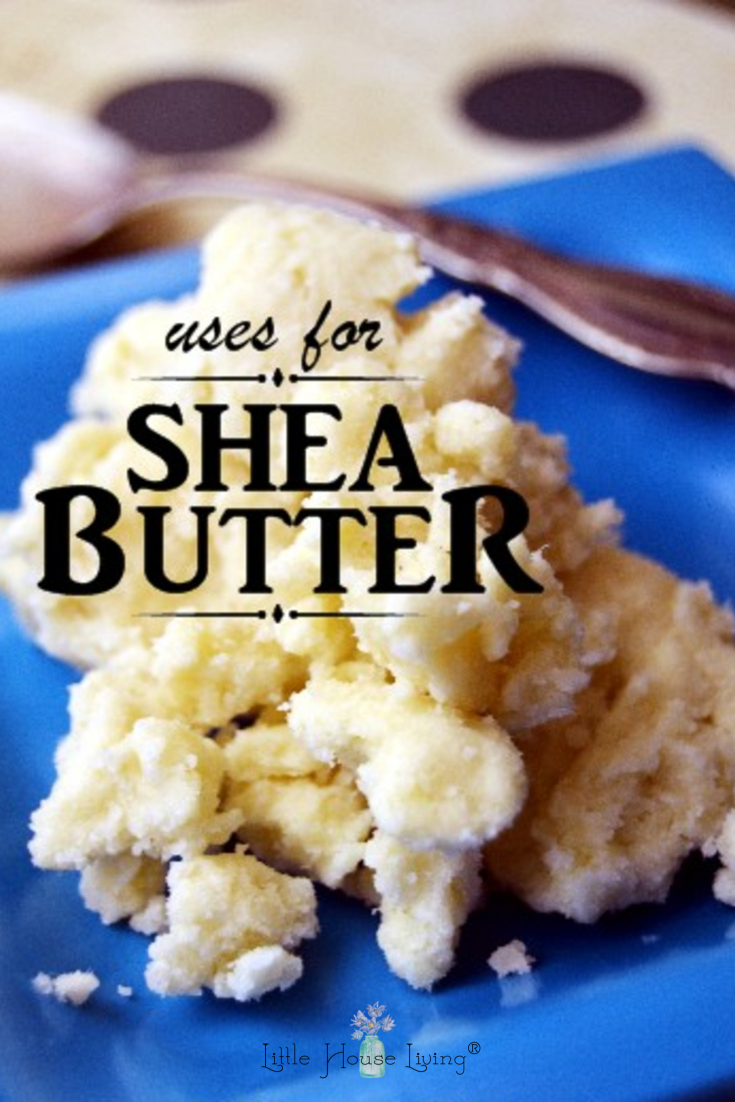 You may notice many DIY recipes call for shea butter but what is it and what makes it so good for you? Learn more about the benefits and uses for shea butter below. #sheabutter #usesforsheabutter #naturalliving #diy #sheabutteruses