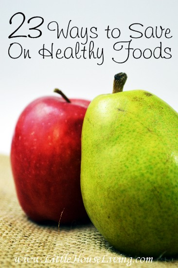 Healthy Foods on a Budget