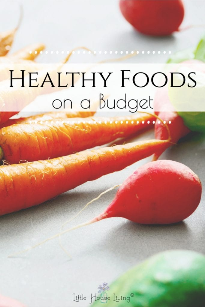 Healthy Foods On A Budget Buying In Bulk Eating Healthy Foods