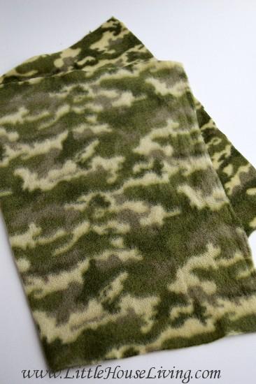 Easy Fleece Hat Pattern