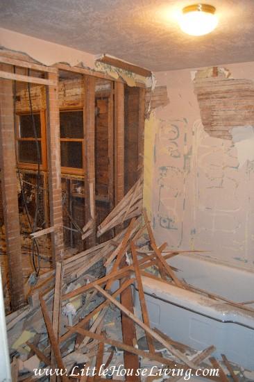 Farmhouse Bathroom Renovation
