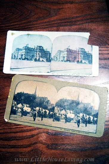 Homestead History