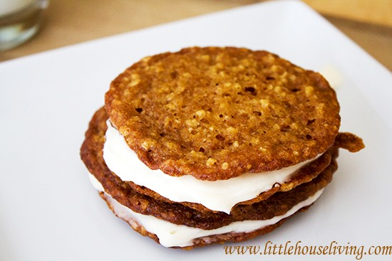 Oatmeal Cream Pie Recipe