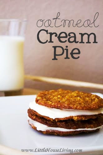 Oatmeal Cream Pie Recipe - Little House Living