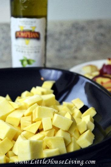 Sweet Potato Apple Recipe