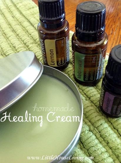 Homemade Healing Salve