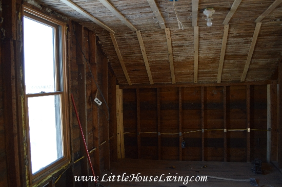 Farmhouse Landing Renovation