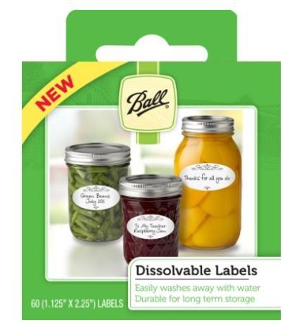 Friday Freebies: Ball Jar Labels