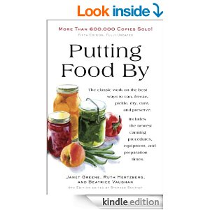 Friday Freebies: Putting Food By