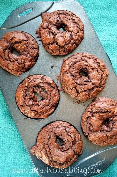 Yellow Squash Chocolate Doughnut Recipe