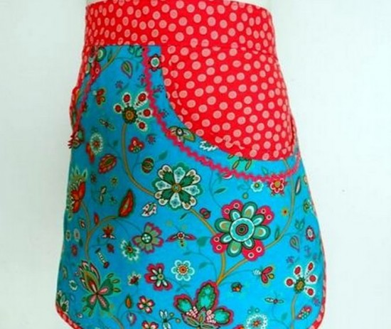 How to Sew a Gathering Apron