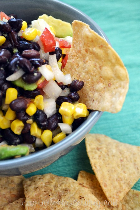Avocado Corn Salsa Recipe