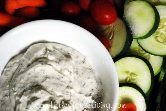 Recipe for Dill Dip