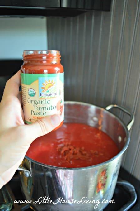 Fresh Tomato BBQ Sauce