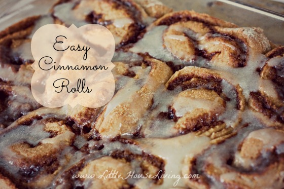 Easy rolls recipes