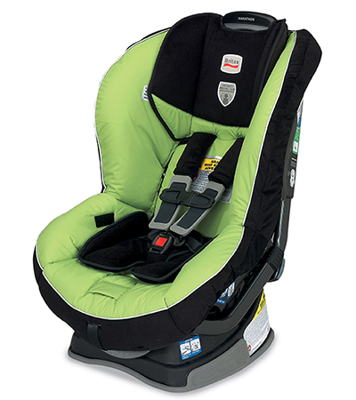 Britax Marathon: A Review & A Giveaway!